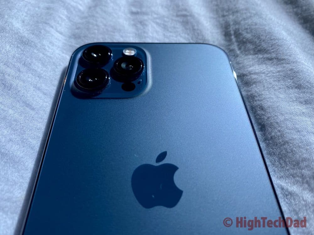 iPhone 12 Pro Max review by HighTechDad