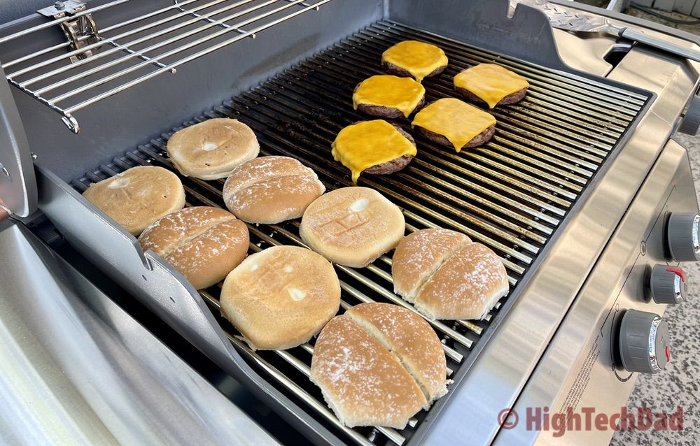 Melting the cheese - Impossible Burgers & Impossible Foods - HighTechDad