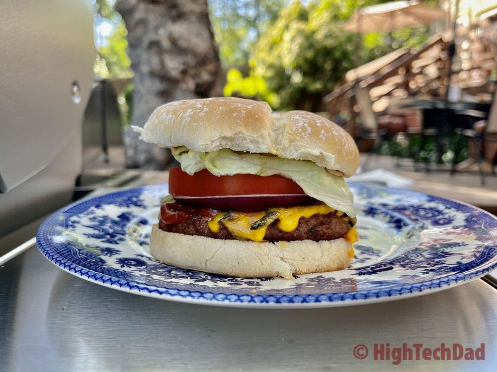 The burger - - Impossible Burgers & Impossible Foods - HighTechDad